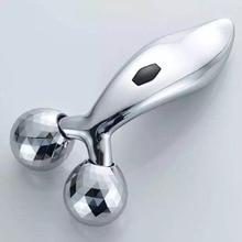 3D Metal Facial Massage Roller