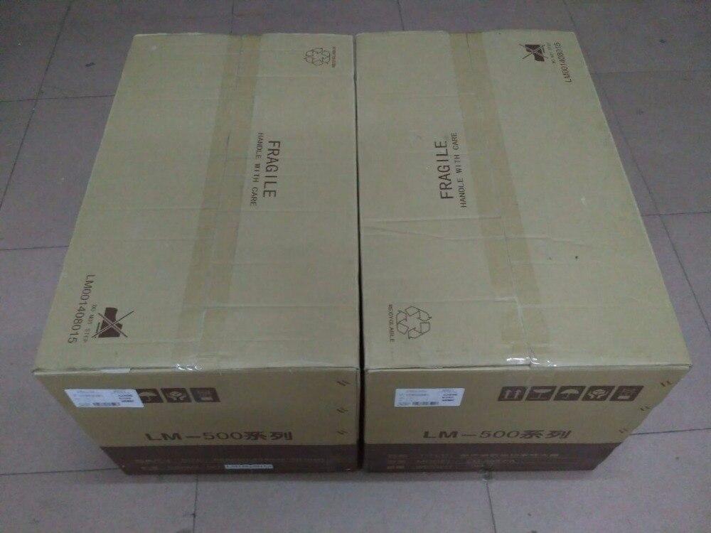 Q-017 Ligne Tube Magnétique Amplificateur LM-501IA Classe AB1 Intégré Tube Amplificateur Un KT120 * 4 100 W * 2 Grand puissance de Sortie
