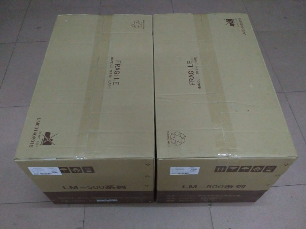 Q-017 tubo amplificador magnético LM-501IA clase AB1 tubo amplificador integrado un KT120 * 4 100 W * 2 gran potencia de salida
