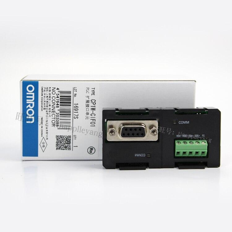 Original CP1W-CIF01 Expansion Unit RS232 Communication Module For Omron PLC
