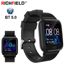 Smart Bracelet Blood Pressure Bluetooth 5.0 Heart Rate Sleep Monitor Wristband Smart Watch Smartband Fitness Tracker Smart Band