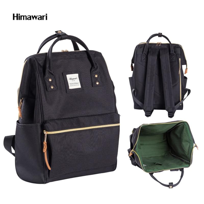 Himawari Women Backpack Men Travel Backpack Laptop Fashion Schoolbags For Girls Mochila Mujer 2018 Large Capacity Bolsa Bagpacks