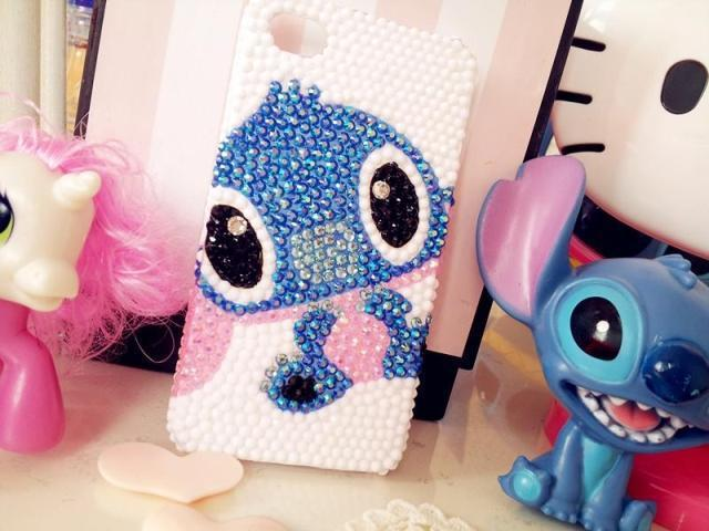 FREE SHIPPING 22 DESIGNS cutie and flower bling case for Apple iphone 4 4S 5 5s 5c Luxury cell phone case Drop Shipping