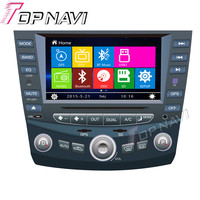 WANUSUAL 8inch Car DVD GPS For Honda Accord 07 With Stereo Video 16Gb Flash Mirror Link