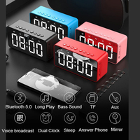 Bluetooth Speaker Super Bass VS Anker Soundcore 2 TF FM Support Portable Speaker For Phone Computer Alarm Clock With Micphone