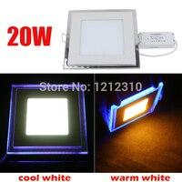 LED Downlight 3W 4W 6W 9W 12W 15W 25W Square LED Panel Light
