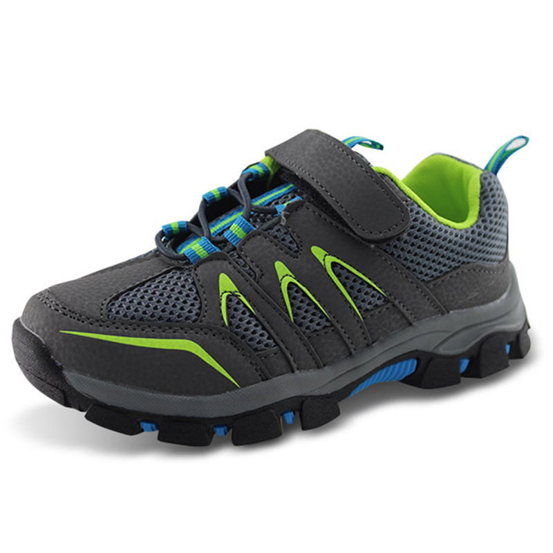 Sneakers Athletic-Shoes Mountain-Climbing Outdoor Trekking Boys Travel