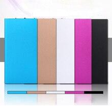 20000mAh Portable Ultra-thin Polymer Powerbank Dual USB Power Bank