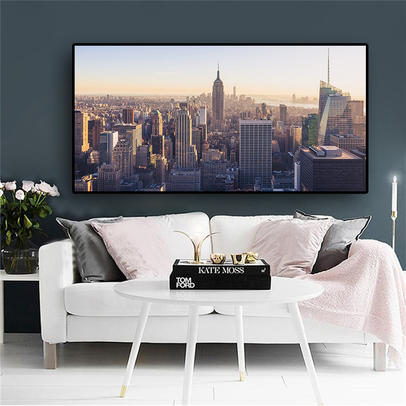 TIMES SQUARE EMPIRE STATE NEW YORK CITY POSTERS 24x36 INCHES BRAND NEW