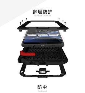 Image 4 - 사랑 MEI 방수 금속 삼성 갤럭시 S10 S8 S9 S20 플러스 노트 10 9 8 A3 A5 2017 A6 A8 A8S S10E A70 A50 A51 A71