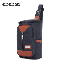CCZ 2017 New Arrival Men Shoulder Bag Mens Crossbody Bag One Shoulder Bags For Men Ipad
