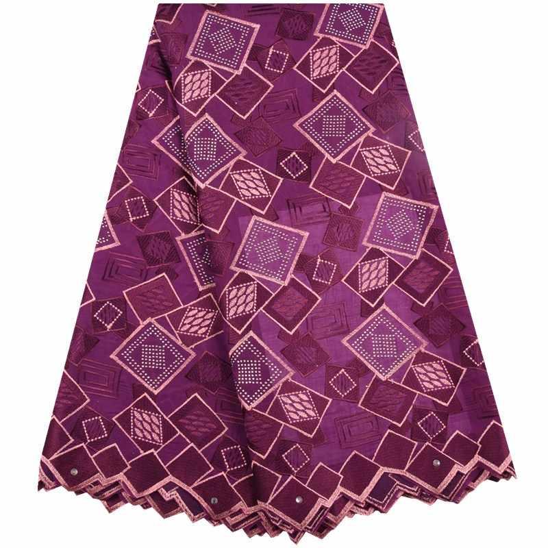 Африканская кружевная ткань вышитое кружево в нигерийском стиле ткань с молочного шелка кружево камни для Для женщин Свадебная вечеринка платье A1566