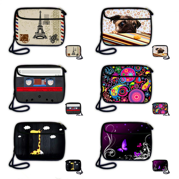 2.5″ 2.5 inch Motherboard Soft HDD Protector Bag Case for External Hard Drive Disk/Phone/Camera/Mp5 Portable W/Pocket Strap #S