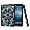 Новый Для iPad mini 4 Случаи Цветы Дети Baby Safe силиконовый Чехол Shell Броня Противоударный Heavy Duty Жесткий Tablet Чехол + Стилус ручка