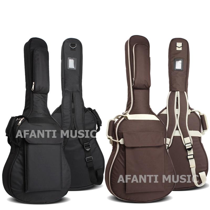 Afanti Music 39 size / 40 size / 41 size / Acoustic Guitar Bag (FTG-115) 40 inch acoustic guitar of afanti music acm 238