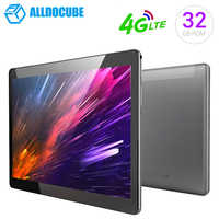 Alldocube C5 Tablet Pc 4g Phone Call Tablets Tablette Tactile Android 9.6 Inch Android 7.0 Kids Phablet Mtk6737 1.3ghz 2gb 32gb