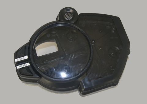 speedo medidor medidor tacometro instrumento waase caso capa para yamaha yzf r1 yzfr1 2009 2010