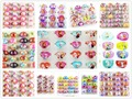 21kinds you pick 50 high quality Lovely Resin Cartoon Girls boys Princess anna elsa pig etc Children Rings Wholesale Jewelry Lot