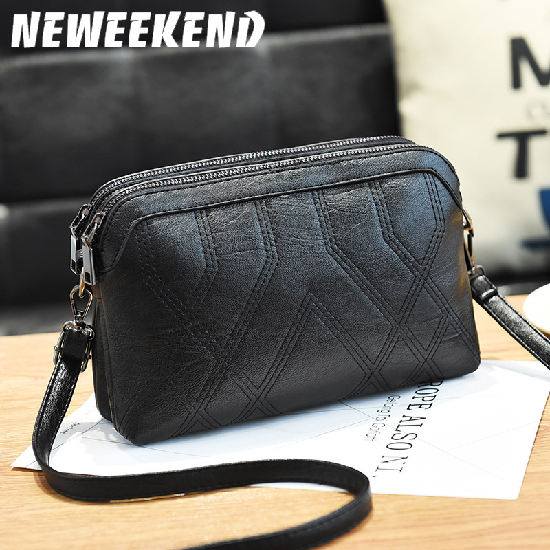 261da5c004 Aliexpress.com   Buy Famous Brand Design Small Square Flap Bag Mini Women  Messenger Crossbody Bags Sling Shoulder Leather Handbags Purses LU1067 from  ...