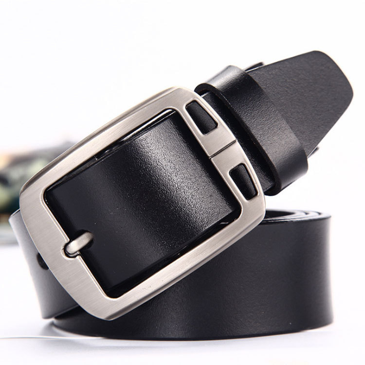 men's genuine leather belt luxury brand belts for mens High Quality Cowhide Male Strap Hot Cummerbunds ceinture homme