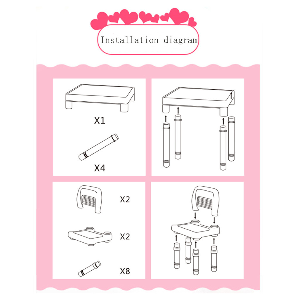Plastic Kids Table And 2 Chairs Set, Set For Boys Or Girls Toddler Children's Table And Chairs Environmentally Friendly