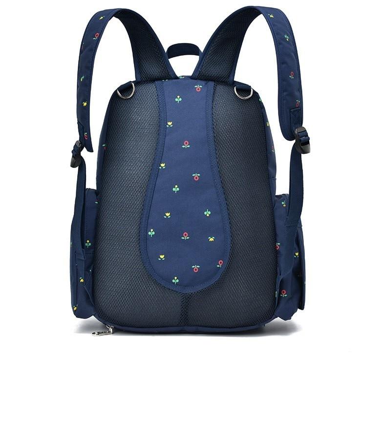 Nagyteljesítményű anyasági hátizsák Nappy pelenka hátizsákok - Pelenkák és WC képzés - Fénykép 6