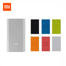 Original Xiaomi Mi Power Bank 5000 mAh Portable Charger Slim 5000mAh Powerbank External Battery Pack for iPhone Samsung Huawei