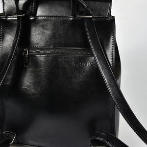 Image 5 - Yeni moda kadınlar sırt çantası gençlik Vintage deri gençler için sırt çantaları kızlar yeni kadın okul çantası sırt çantası mochila kese dos