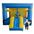 YARD Надувные Прыжки Отказов Дом Лунную Походку Вышибала Tarmpoline Игрушки для Детей