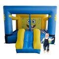 Yard inflable castillo inflable salto moonwalk tarmpoline bouncer juguetes para los niños