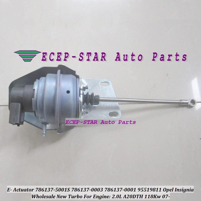 Turbo Electric Actuator 786137 786137-0004 786137-0005 786137-0006  550748 55581063 For Opel Insignia Astra Zafira 07- 2.0 CDTI