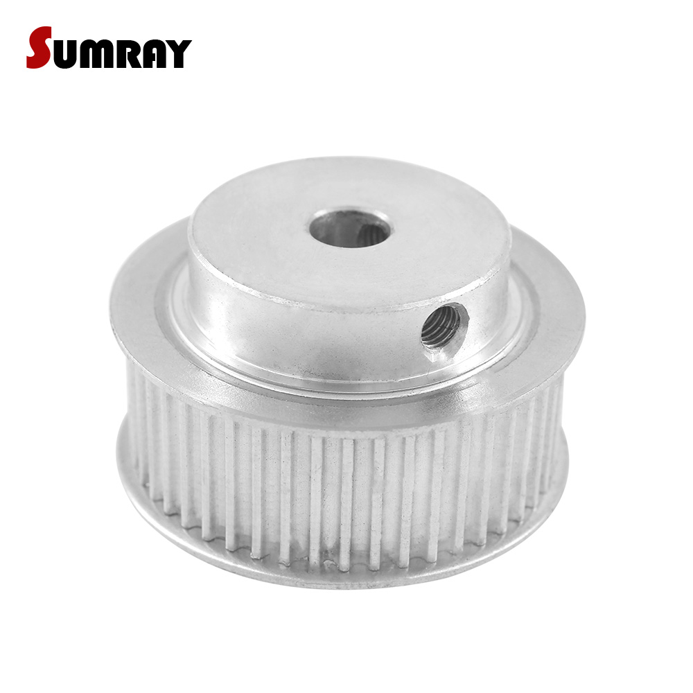 SUMRAY 3M 60T Timing Pulley 6/8/10/12/15/17/19/20/25mm Inner Bore Toothed Pulley Wheel 16mm Belt Width Gear Belt Pulley все цены