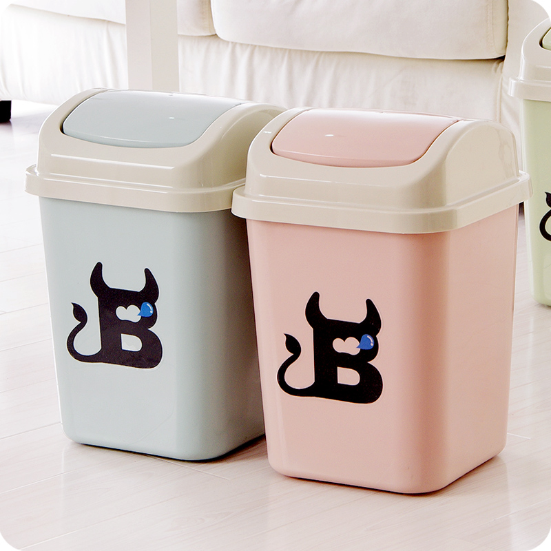 online buy wholesale decorative trash bin from china
