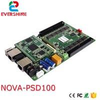 Nova PSD100 Full Color Asynchronous Led Control Card Novastar PSD100 Rgb Video USB SD Support Led