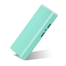 USB 15000MAH External Power Bank Portable Size Backup Battery Charger Power Supply Bank Case Suitable For Smart Phone