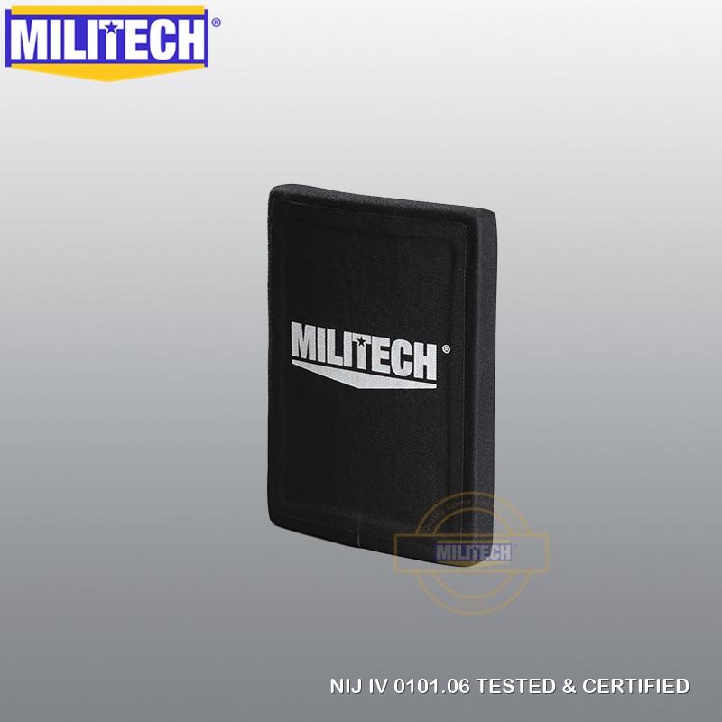 Gratis forsendelse MILITECH 6 x 8 tommer par aluminium og PE NIJ - Sikkerhed og beskyttelse - Foto 5