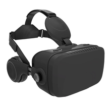 VR All In One VR Glasses Headset Virtual Reality Goggles HDMI 1920*1080P Android 5.1 CPU RK3288 With Headphones Wi-Fi Bluetooth