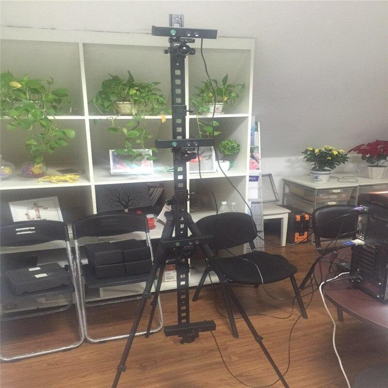 MINGDA Überlegene 3D Scanner Maschine für Verkauf Professionelle Schnelle Scannen 3D Scanner Stent + 4 stücke Scan Köpfe Hohe Qualität