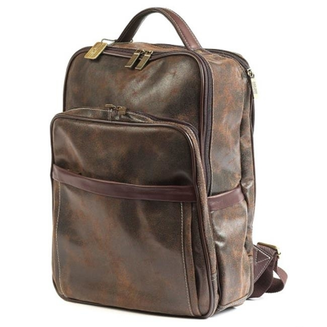 Claire Chase 300-Dist.Brown Tunica Backpack deaver j carte blanche