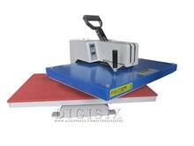 40 60cm 16 24 T shirt printing Flat bed Heat Transfer Press Machine SD09
