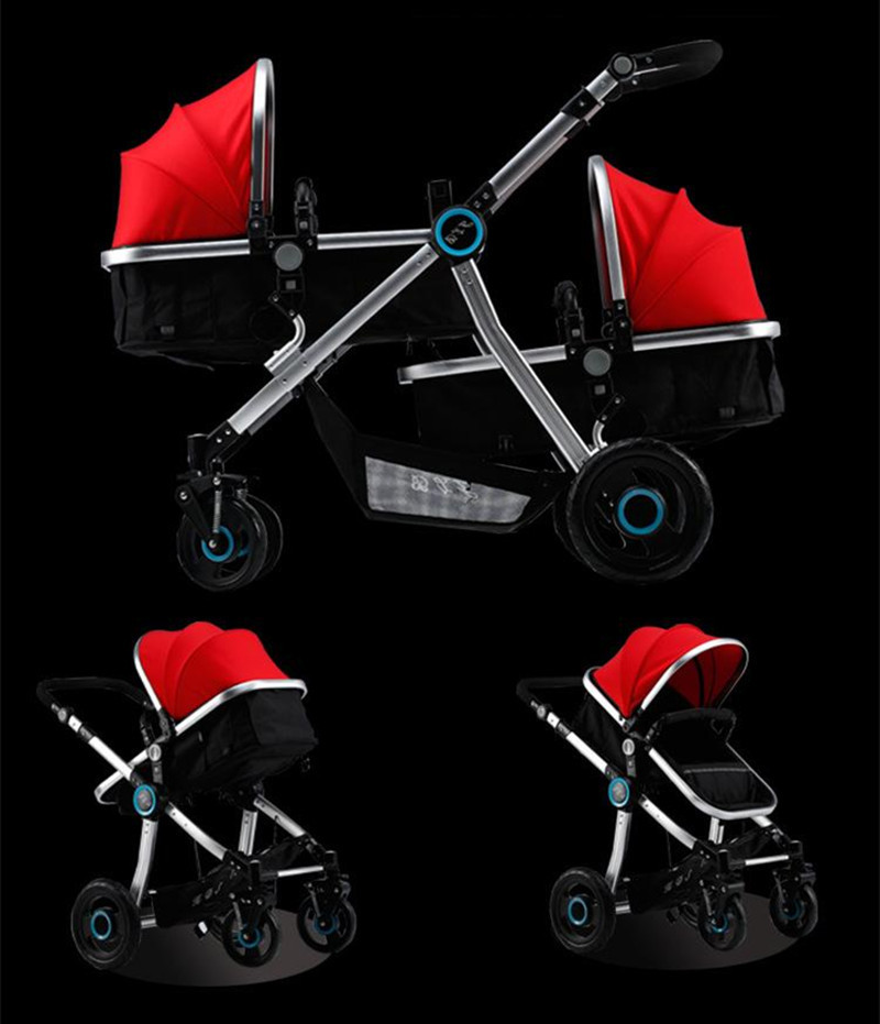 twin baby stroller3