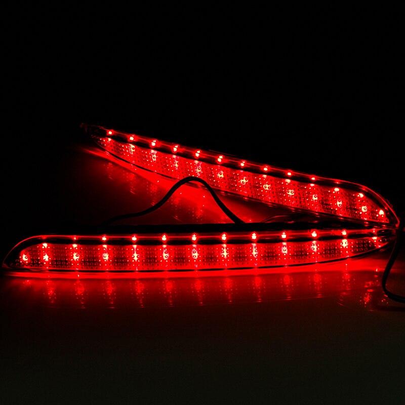 ФОТО New Multi-LED Reflector Rear Tail Light Bumper Brake Light For Mazda 3
