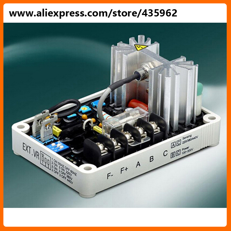 EA05A AVR Automatic Voltage Regulator for Generator Alternator high quality alternator spare parts hj 5k3p28 bx avr three phase automatic voltage regulator for china generator free shipping