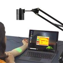 Новая версия регулируемый дисплей для просмотра Вены для взрослых и детей инфракрасные лампы USB камера Imaging IV медицинский прибор для поиска вены