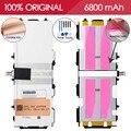 Pruebe uno por uno t4500e 6800 mah reemplazo de la batería de samsung galaxy tab 3 p5210 p5200 p5220