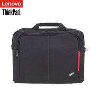 Original Lenovo Thinkpad Laptop Bag 78Y5372 for E430 E420 14 inch 15.6 inch RedDot Zipper Canvas Shoulder Bags Business Handbag