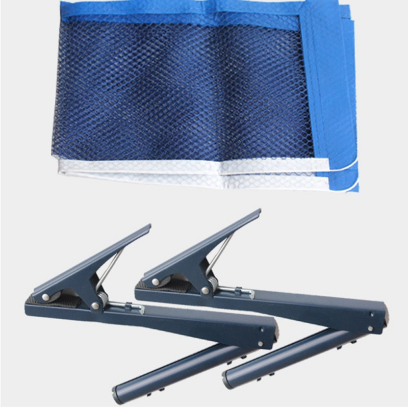 New Professional Standard Table Tennis Net Set Ping Pong Table Net Rack Kit Table Tennis Accessories 2018