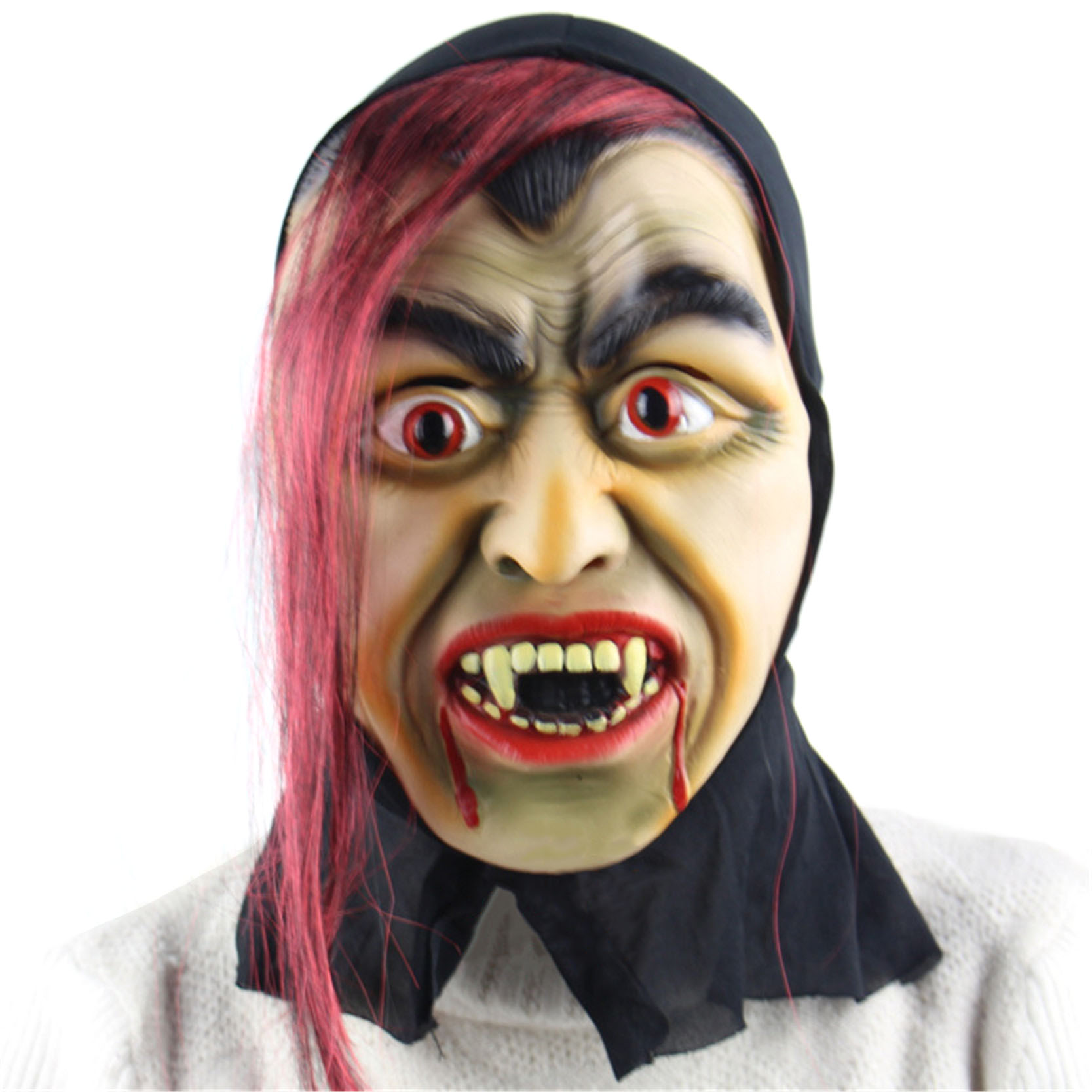 Online Buy Wholesale halloween horror mask from China halloween ...