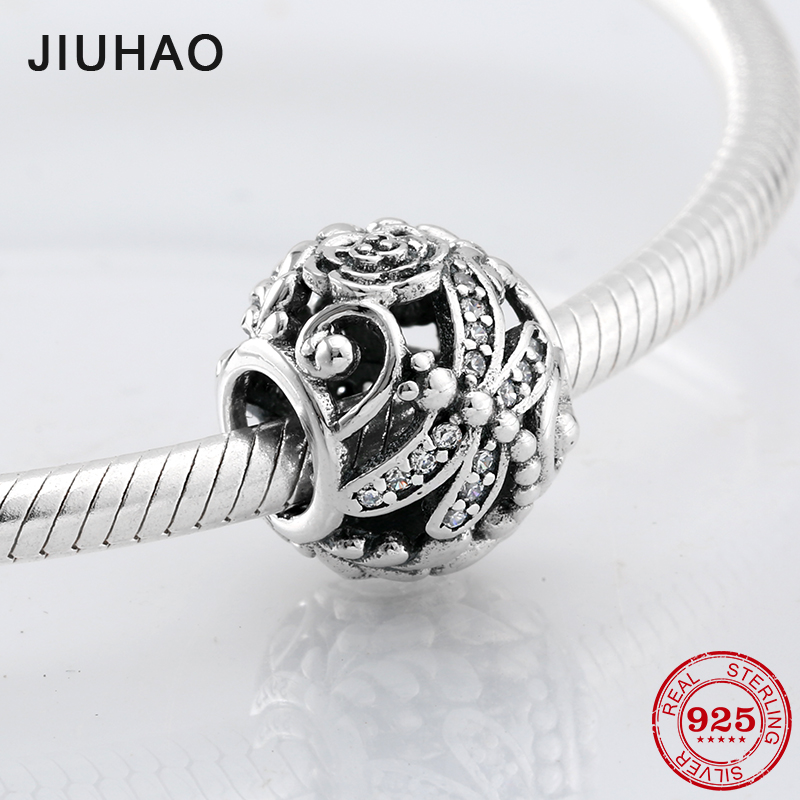5921e6620 Detail Feedback Questions about Hollow Dragonfly beads 925 Sterling Silver  rose bead women accessories Fit Original Pandora Charm Bracelet Hot sale ...