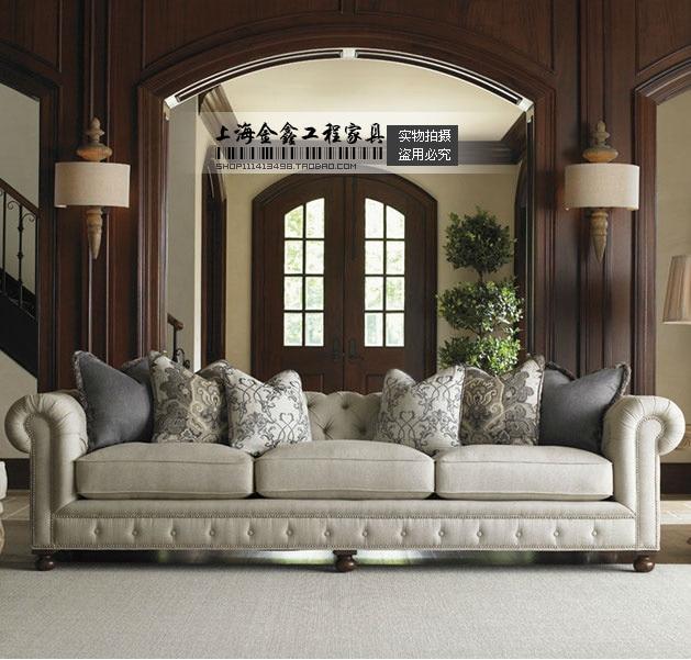 european style living room sofa fabric sofa neo classical post